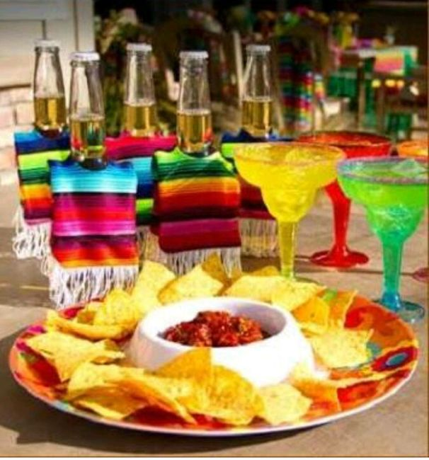 Ideas para una boda estilo Mexicana - 4