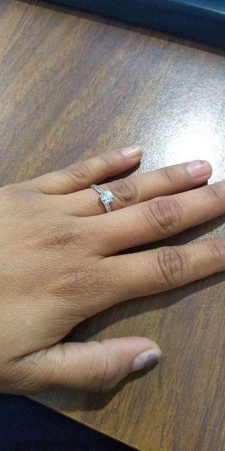 M de muestren sus anillos!!! 6