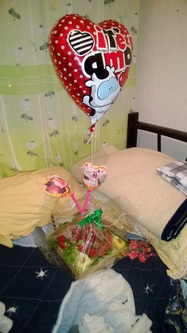 Regalo de aniversario para mi novio foro - Ideas originales para parejas ...