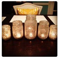 Mason jars...boda vintage - 20