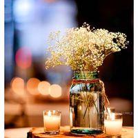 Mason jars...boda vintage - 22