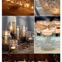 Mason jars...boda vintage - 23