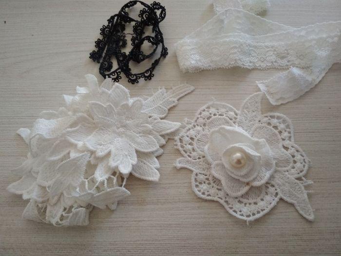 a495a28634 Material para Liga de novia diy - Foro Manualidades para bodas ...