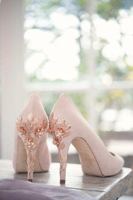 2106b8713 Que zapatos usarás en tu boda? - Foro Moda Nupcial - bodas.com.mx