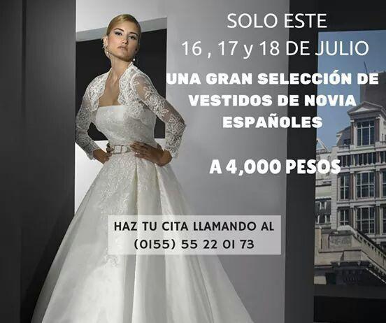 d2876785d2f Donde comprar mi vestido? con las 3 b - Foro Moda Nupcial - bodas.com.mx