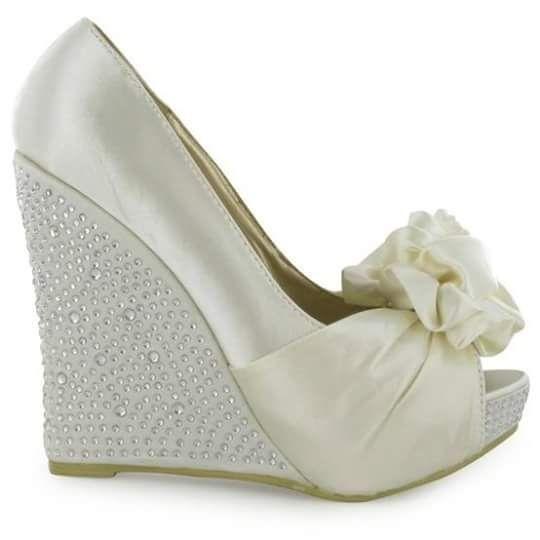 Boda en jard n que zapatos usar donde los consigo 1 for Zapatos para boda en jardin