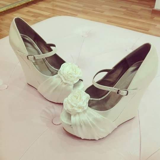 Boda en jard n que zapatos usar donde los consigo 2 for Zapatos para boda en jardin
