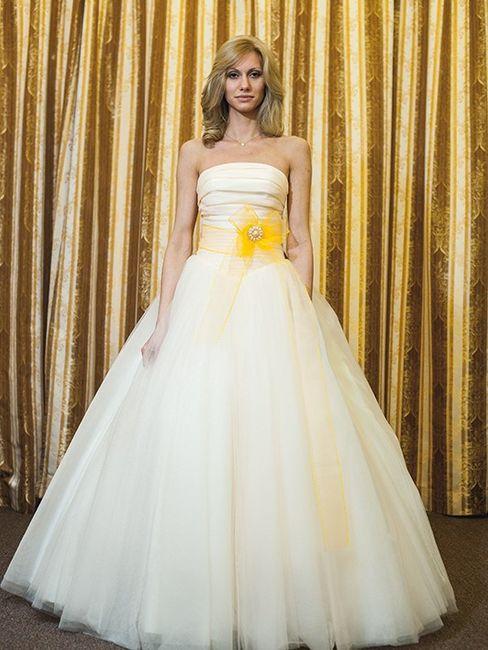 cinturones en color amarillo para tu vestido de novia 👰🏻💛 - foro