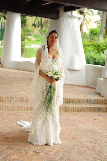 vestidos de novia estilo hindu - foro moda nupcial - bodas.mx