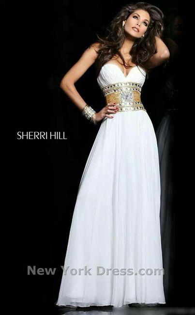 Tu vestido de novia con inspiración en diosas griegas 4