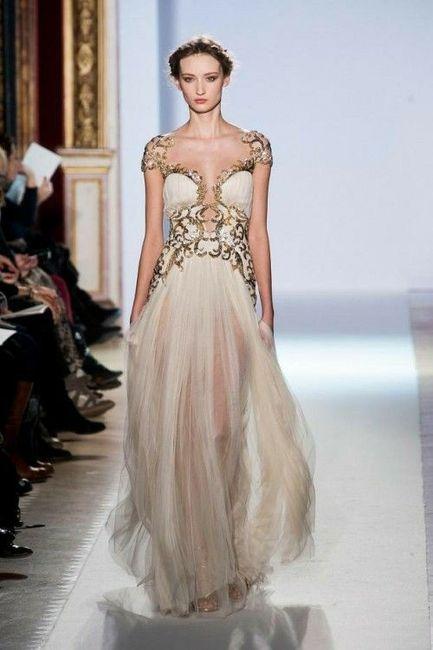 Tu vestido de novia con inspiración en diosas griegas 16