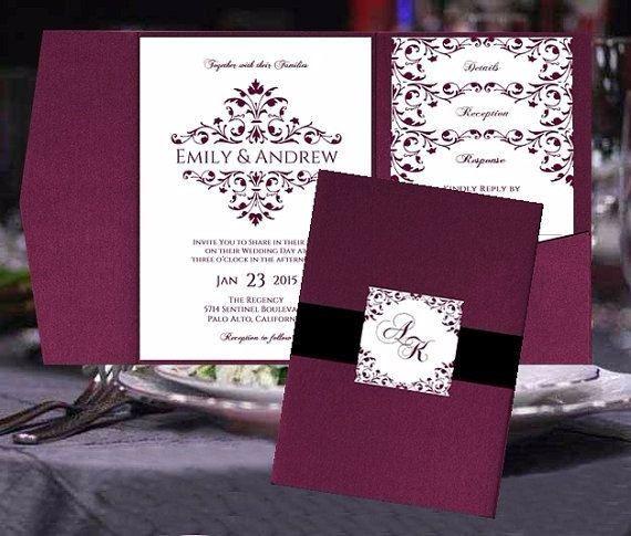 invitaciones burgundy - foro organizar una boda