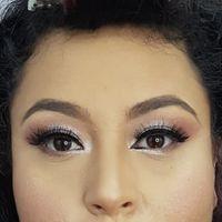Prueba de maquillaje y peinado! ❤️ - 1