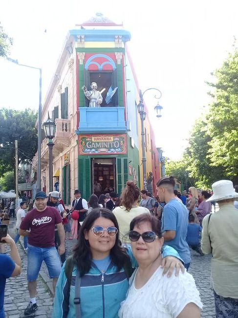 Viaje de despedida de soltera   Argentina & Uruguay 1