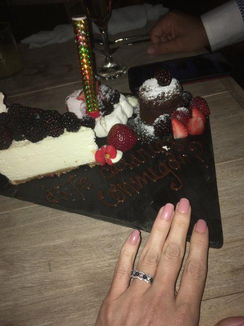 Oficialmente estamos Comprometidos (por fin) 4