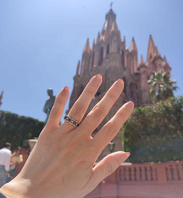 Oficialmente estamos Comprometidos (por fin) 6