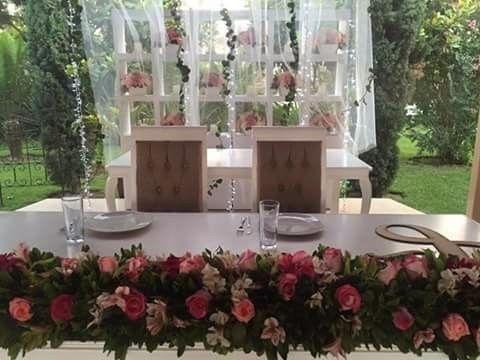 Nuestra mesa (la ame)