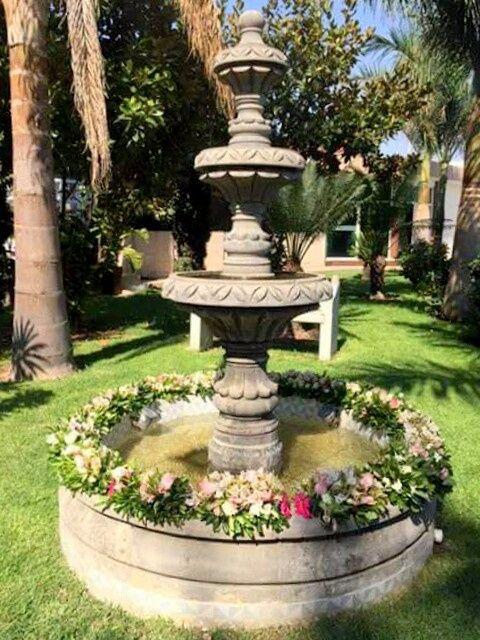 Jardin segundo plano