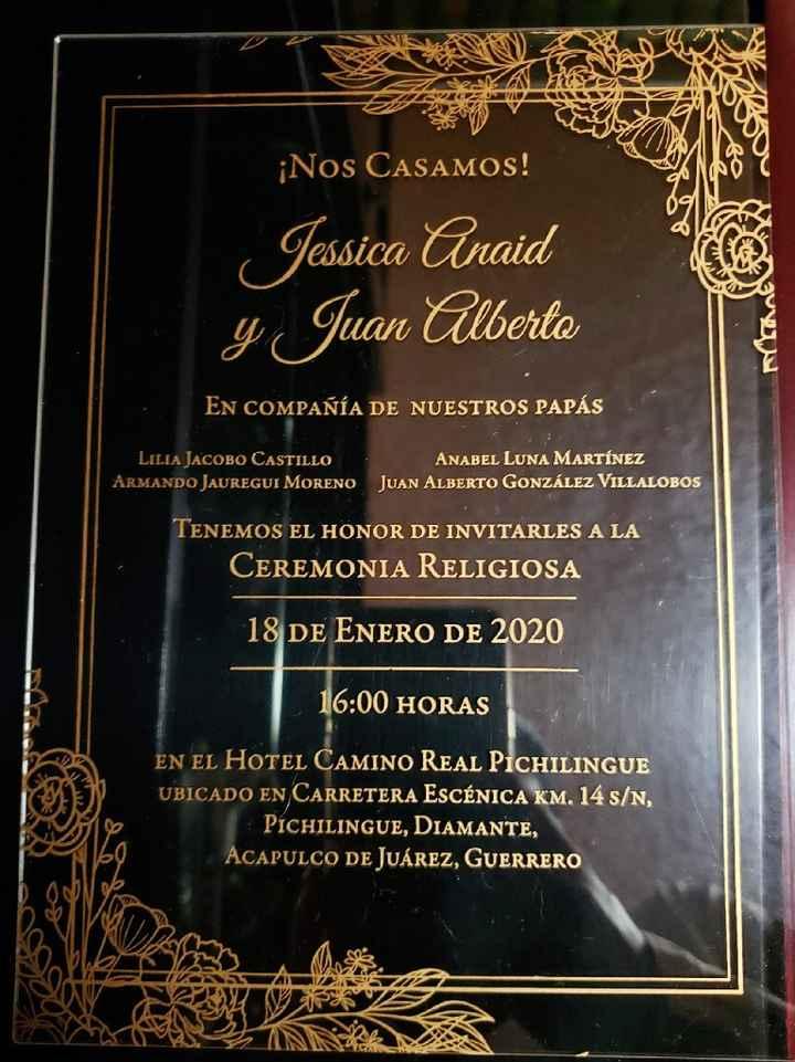 Invitaciones - 3
