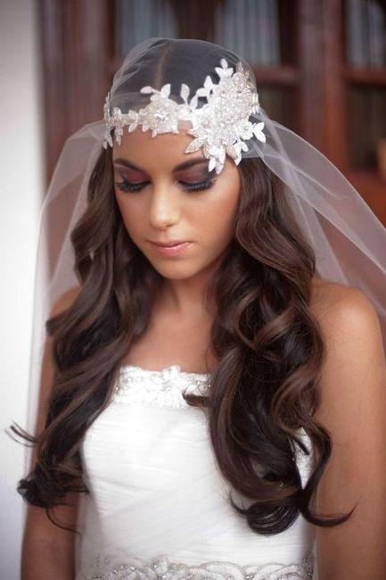 9c7f0eb72b Velo de novia tipo pirata - Foro Moda Nupcial - bodas.com.mx