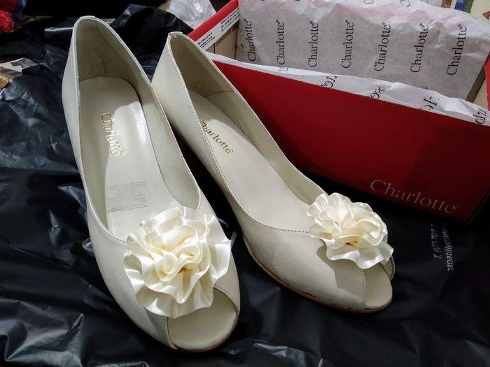 Zapatos de novia ✔️ - 1
