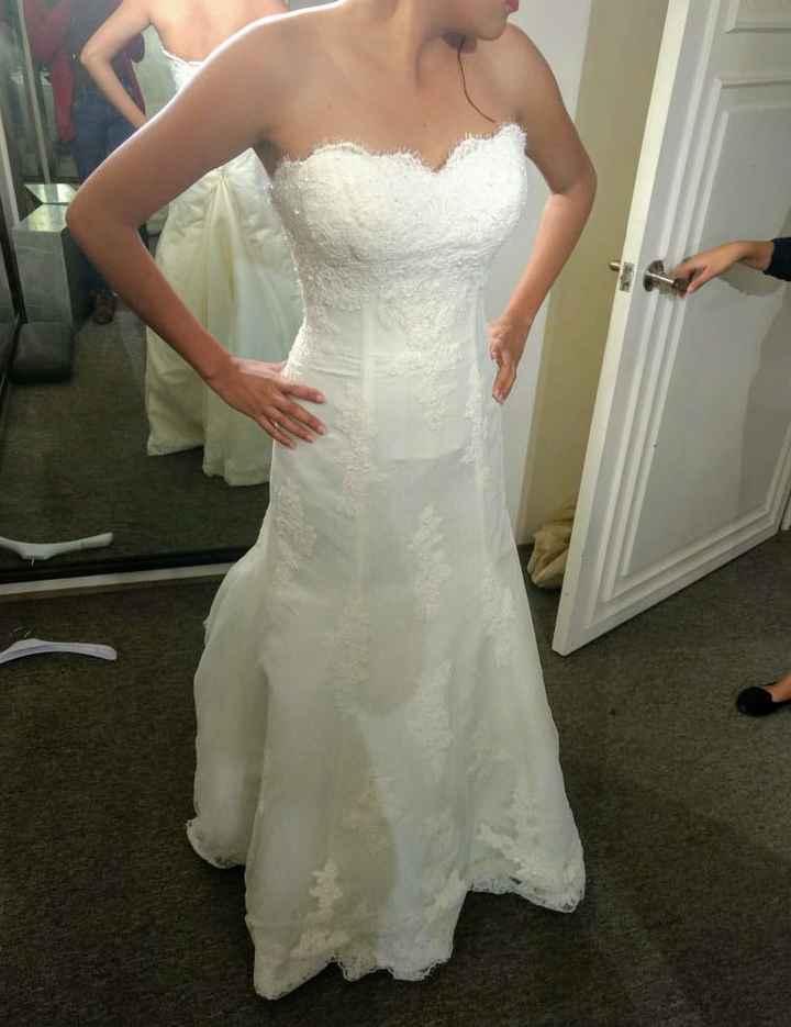 Mi vestido!! - 1