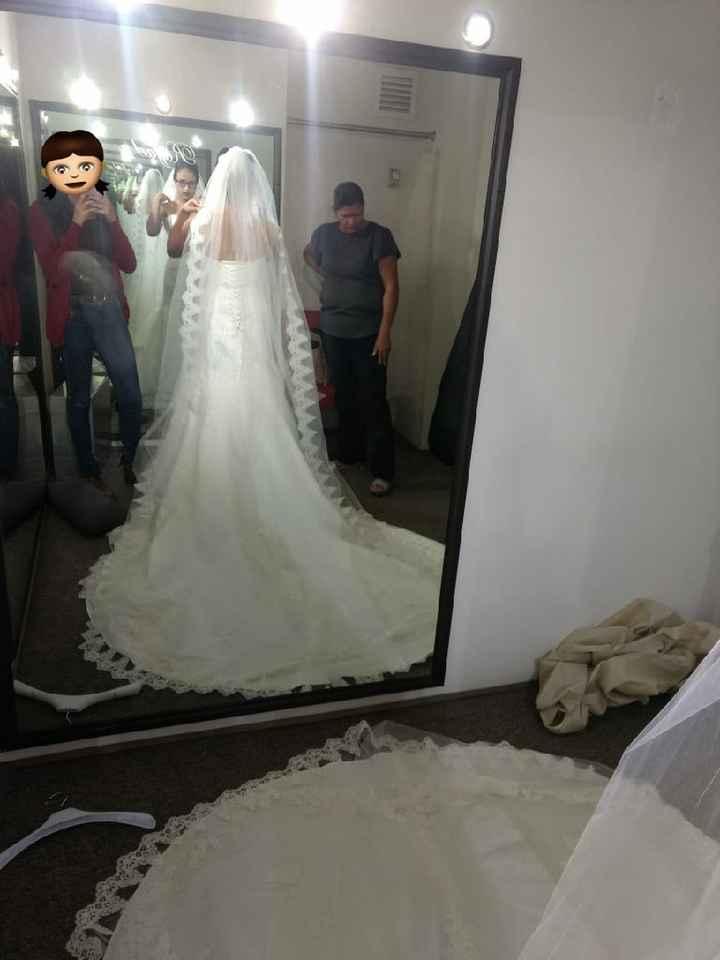 Mi vestido!! - 3