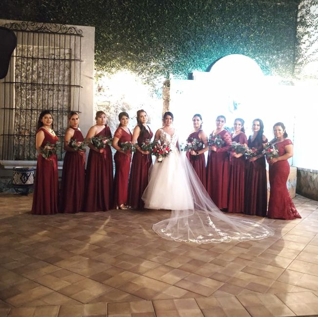Bridesmaids&groomsman 👰🏻🌟🤵🏽 - 1