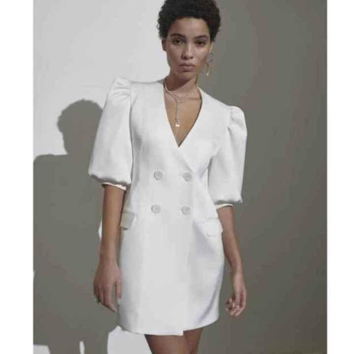 Vestidos colección 2021 Cloud No. 9 by Kaviar Gauche - 1
