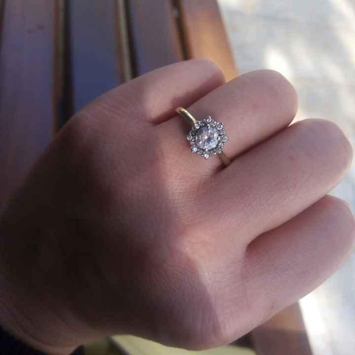 Muéstrame tu anillo de compromiso 😍 - 1
