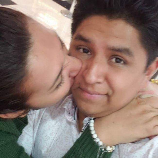 ¡Suban una foto de/con beso! 💋 2
