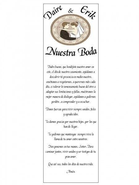 Oracion Para Matrimonio Catolico : Oraciones de recuerdo foro ceremonia nupcial bodas mx