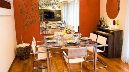 Decoracion para nuestra casita foro viviendo juntos - Colores para comedores pequenos ...
