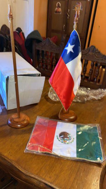 Nuestras Banderas - 3