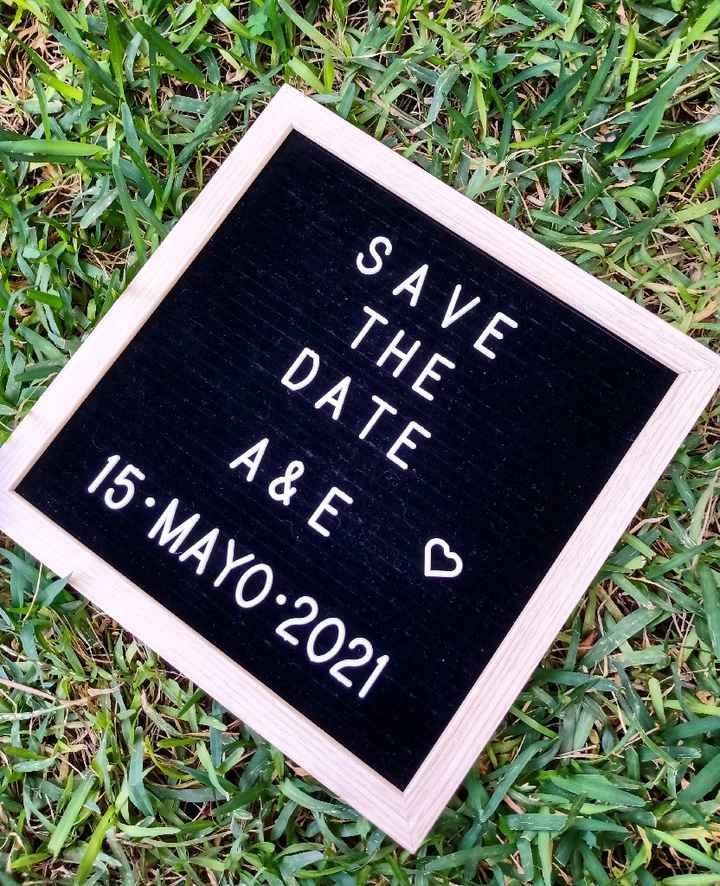 Novios que nos casamos el 15 de Mayo de 2021 en Jalisco - 1