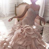 Vestido de novia de otro color - 1
