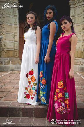 Vestidos De Dama De Honor Temática Mexicana Foro Moda