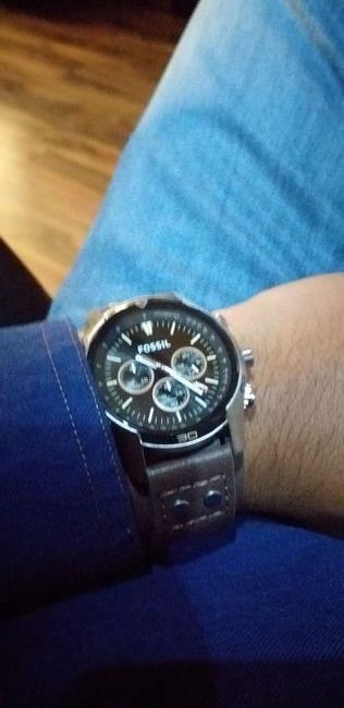 Reloj de compromiso 1