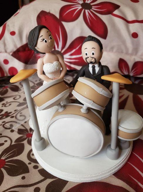 Muñecos para pastel personalizados 3
