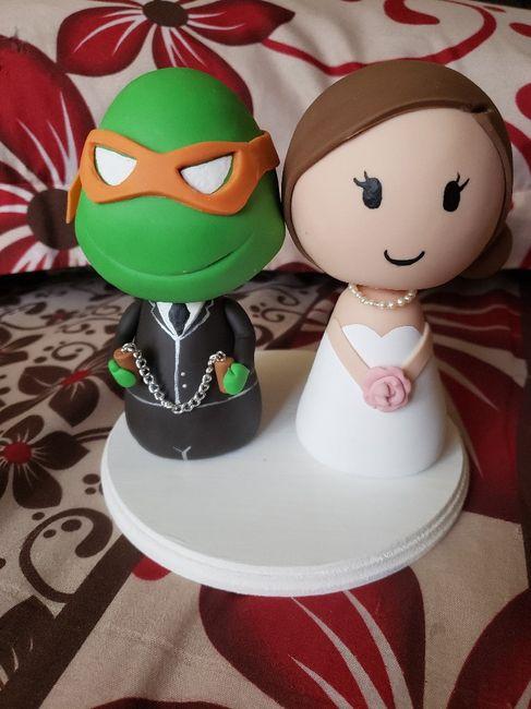 Muñecos para pastel personalizados 4