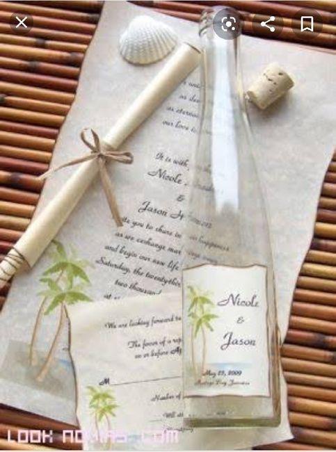 Ideas de invitaciones/ boda en la playa 48