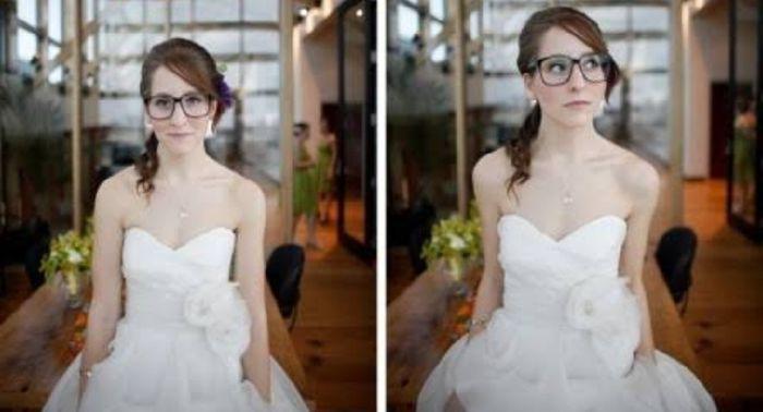 Y los lentes? 3