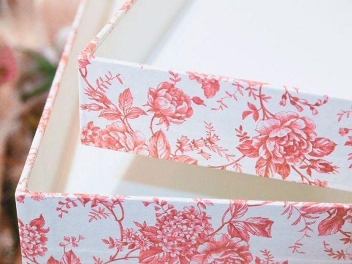 Caja para guardar vestido 1