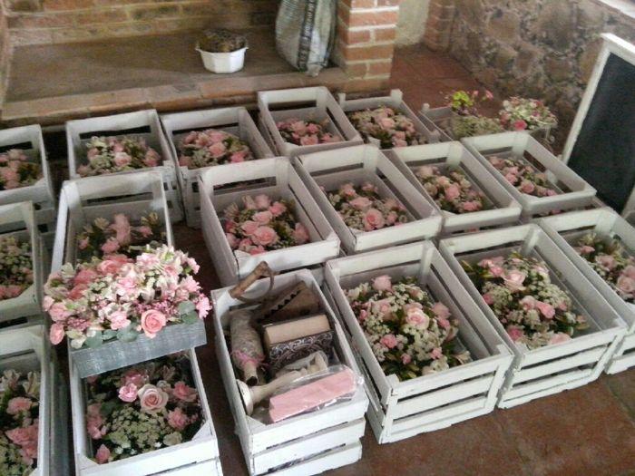 Huacales o cajas de frutas para decoracion 3 fotos - Decoracion cajas de fruta ...