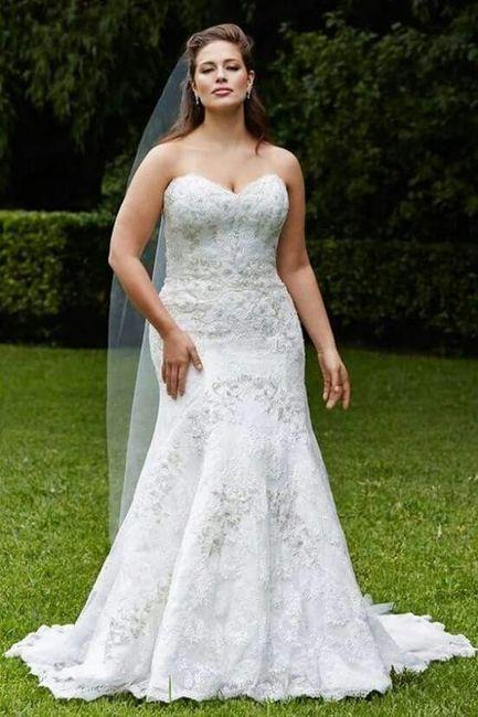 vestidos de novia xl!! - foro moda nupcial - bodas.mx