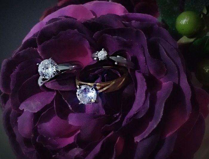 9d4a255aa84f Anillos nuevos! 😍💍💍 - Foro Antes de la boda - bodas.com.mx