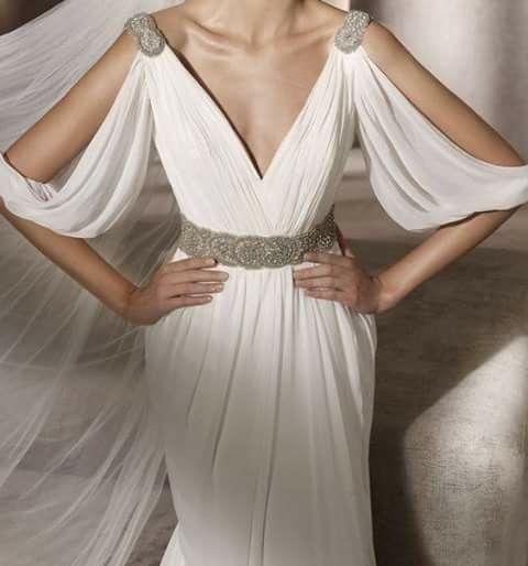 Ancient Greek Wedding Dresses Pictures Ideas Guide To: 4 Vestidos De Novia Griegos ¿tu Estilo?