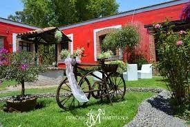 Boda en quinta foro organizar una boda for Jardines de casas quintas
