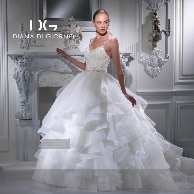 9cc2cd695 Precios de vestidos Diana di Giorno  - Foro Moda Nupcial - bodas.com.mx