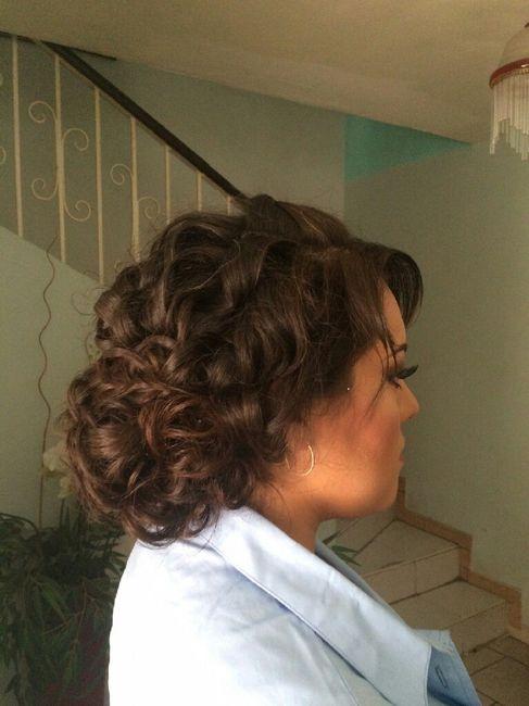 8 consejos para tu peinado de novia 1 fotos belleza - Consejos de peinados ...